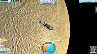 KSP: Single launch Jupiter moons Grand Tour in RSS