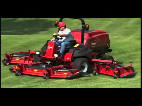 Dave Lalena Has A Big Mower Youtube