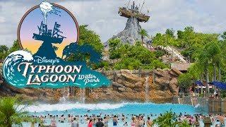 Disney's Typhoon Lagoon Vlog September 2019