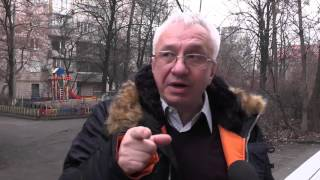 Алексей Кучеренко о перерасчете платежек за отопление и о проблемах с установкой приборов учета