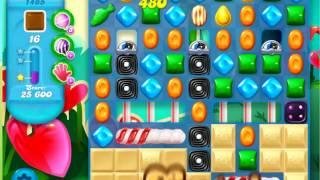 Candy Crush Soda Saga Level 1485 - NO BOOSTERS ***