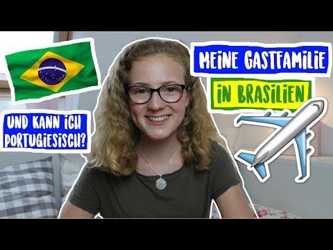 ICH habe meine GASTFAMILIE bekommen😍 Auslandsjahr 201819✈️ Leonie4ever