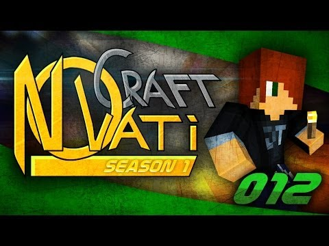 NovatiCraft Season 1 - Part 12 - Minecraft Multiplayer Modded SMP/Coop Modded Survival - Theguyordie