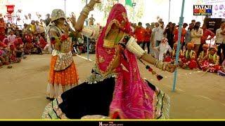 Rajesthani mataki dans & dhol thali # मारवाड़ी मटकी डांस दोनों के बिच झगड़ा