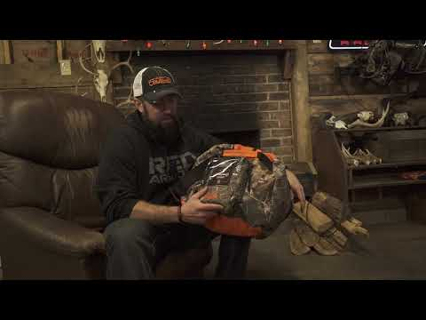 Red Arrow Review Of Scent Crusher Ozone Gear Bag