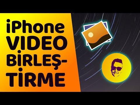 Iphone & Ipad Videoları Birleştirme (çok Kolay) (imovie)