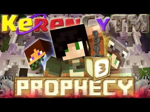 IL NEXUS PIÙ BELLO MAI VISTO - Minecraft ITA - KerenCyTM: The Prophecy #3 w/ KeNoia Marcy