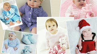 Hand crochet winter wear for kids latest and Stylish