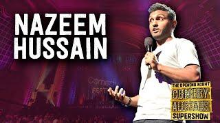 Nazeem Hussain - Opening Night Comedy Allstars Supershow 2018