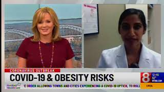 Connections Between Obesity and COVID