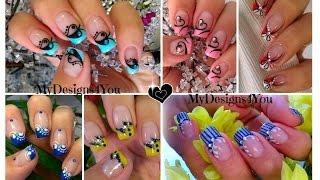 ♥ Nail Art Compilation |  Compilación de Diseños de Uñas thumbnail