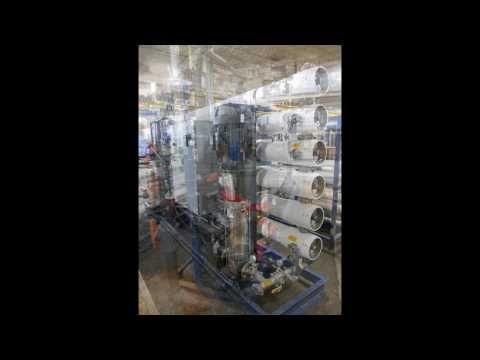 Siemens -  M83RO18DSXD - 75 GPM Brackish RO Unit
