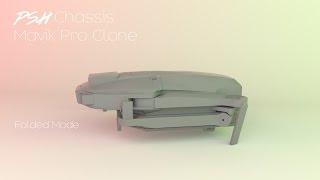 DIY MAVIC PRO - 3D Print Clone