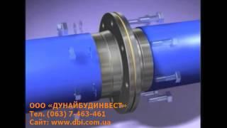 Фланец стальной приварной    купить в Украине = ДУНАЙБУДИНВЕСТ =(, 2015-03-11T22:17:21.000Z)