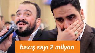 Seyyid Taleh toyda bəyi ağlatdı - Emilin toyu (20.12.2018) dini toy