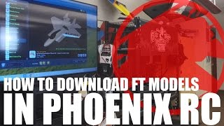 MESArc - How To Download FT Models Phoenix RC