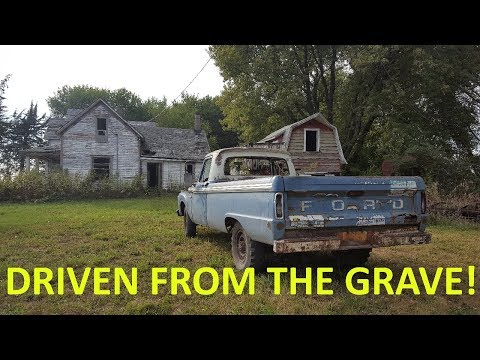 Abandoned F250 Revival! First Start in 26 Years -- Part 4