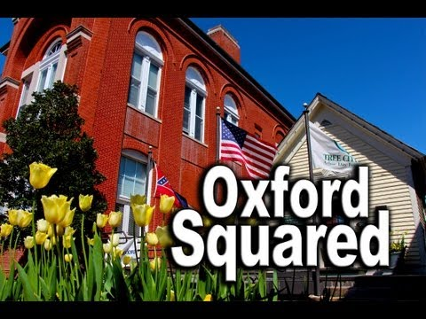 The Square | Oxford, Mississippi