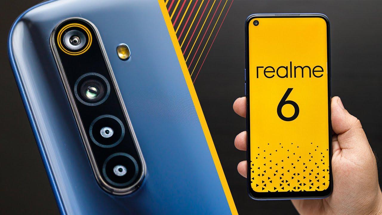 Realme 6 Full Review || الوش التاني لريلمي !!