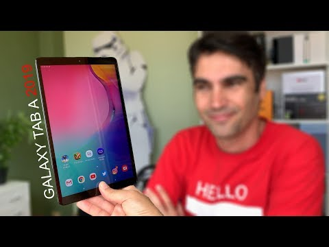 Samsung Galaxy Tab A 2019   review en español