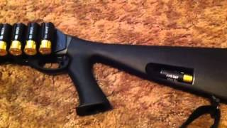 Remington 870 tactical w/ speedfeed III
