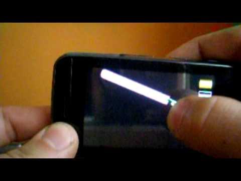 LG gt 505 Lightsaber