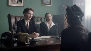 """""""Wojenne dziewczyny"""" - Irka w opałach - scena z odc. 19"""