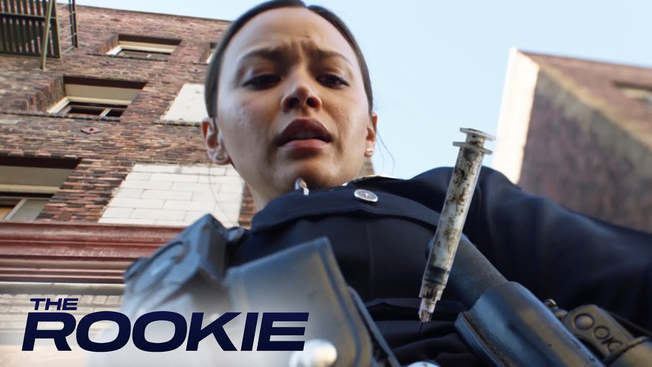 Download Chen Gets Pricked with a Used Needle! | The Rookie