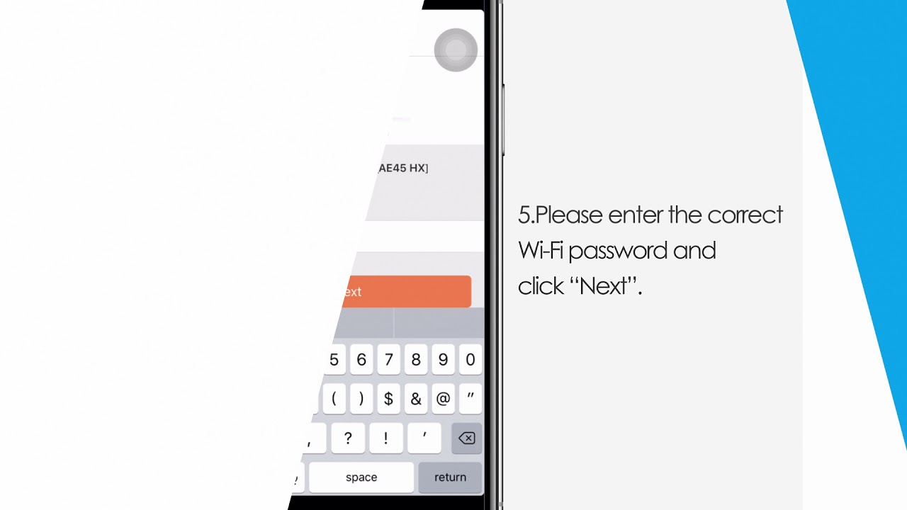 How to connect ANNKE Nova APP to your wifi network