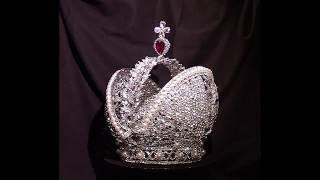 Replica of the Imperial Crown of Russia