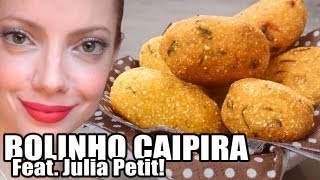 Bolinho Caipira Pirapora feat. Julia Petit