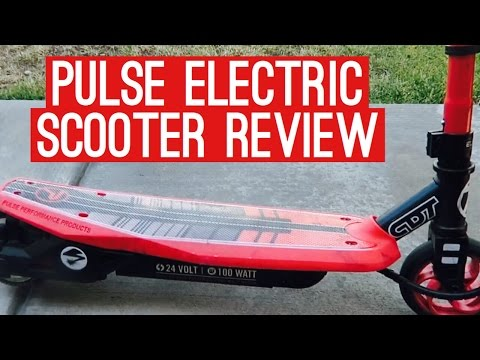 Jetson Breeze Scooter Quick Overview