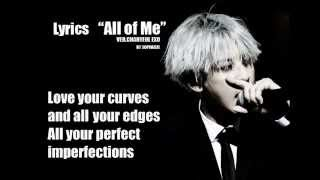 Video Chanyeol - All Of Me Lyrics download MP3, 3GP, MP4, WEBM, AVI, FLV Juli 2018