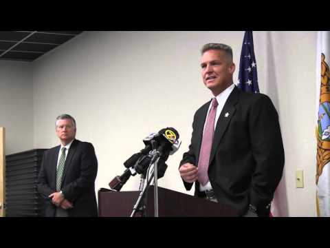 Unedited  News Conference on Shooting Death of Okaloosa County Sheriff's Office Deputy