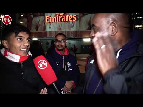 Arsenal 2-0 Everton | Cech Or Leno? (Robbie Asks The Fans)