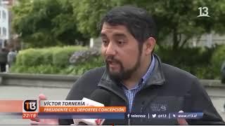 T13 Deportes Concepción