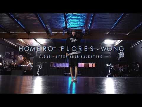 Homero Flores-Wong | Aldae - After Your Valentine | Snowglobe Perspective