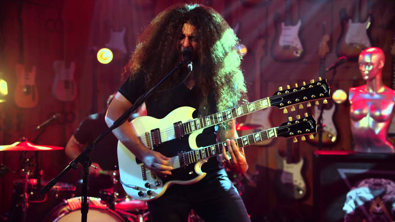 Coheed And Cambria Welcome Home Guitar Center Session