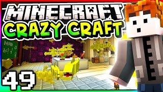 Minecraft: Crazy Craft 3.0 - Episode 49 - GOLDFISH PRANK!