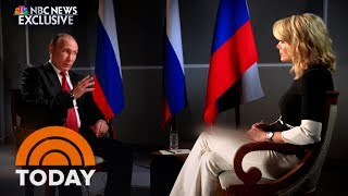 vladimir putin to megyn kelly hackers could have framed russia today