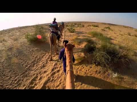 GoPro 2014 Backpacking in India