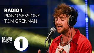 Tom Grennan - Ocean Eyes (Billie Eilish cover) - Radio 1 Piano Sessions