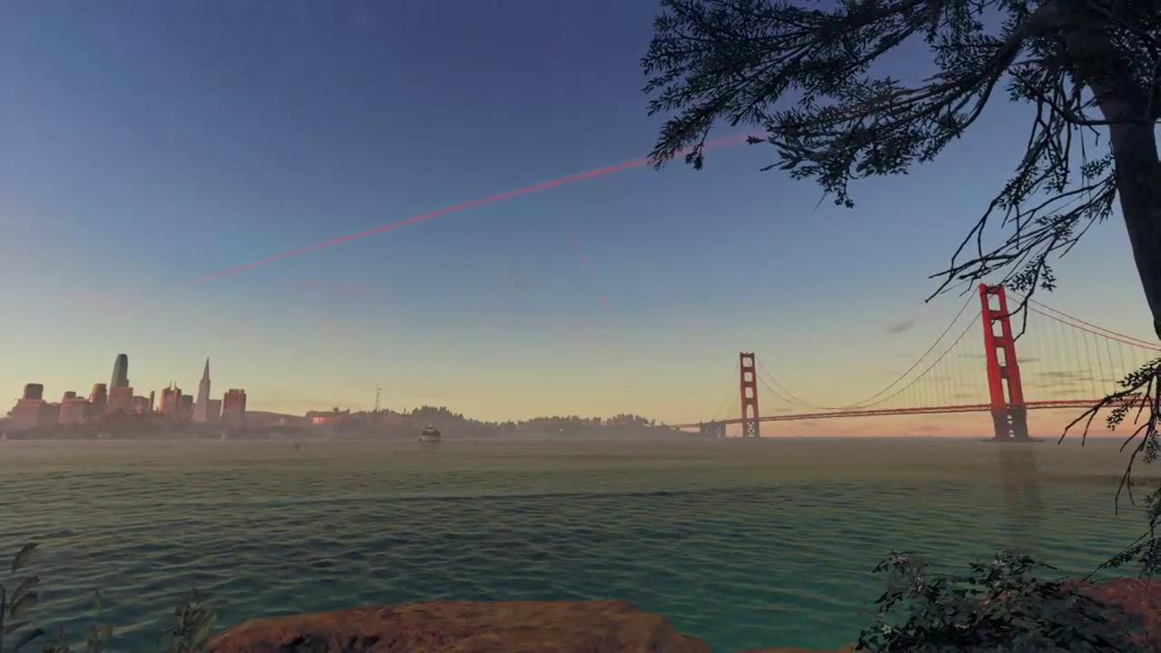 Watchdogs 2 Live Wallpaper San Francisco Dreamscene Hd Youtube