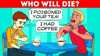 Download 8 CRIME RIDDLES YOU HAVE TO SOLVE TO SAVE SOMEONE'S LIFE! 😯 Mp3 and Videos