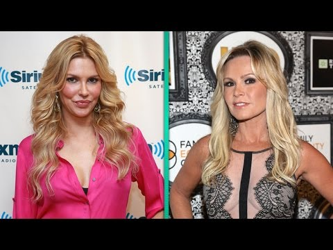 Tamra Judge Calls BS on Brandi Glanville - 'Nobody Leaves the 'Housewives'