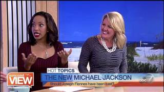 Should a White Man Portray Michael Jackson? - Suncoast View