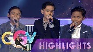 GGV: TNT Boys perform 'Fight Song'