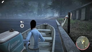 ¿NOS VAMOS EN BARCO? FRIDAY THE 13th: THE GAME