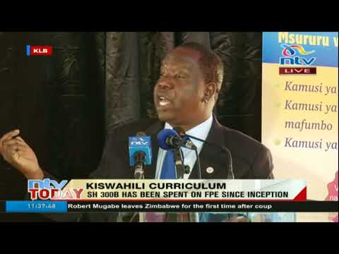 'If displeased with the govt's book policy, lets meet in court';  Matiang'i  tells books sellers