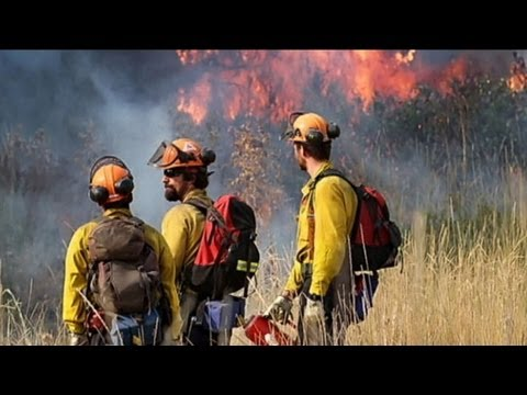 Washington State Wildfires Spark Fears